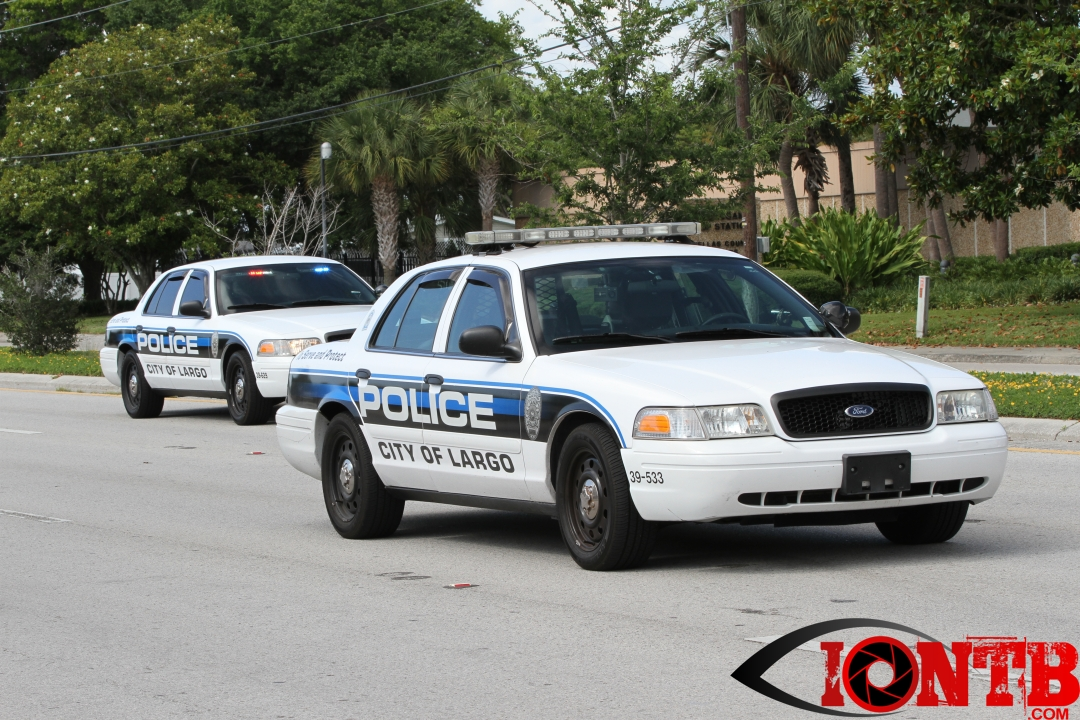 Largo police arrest two in shooting death