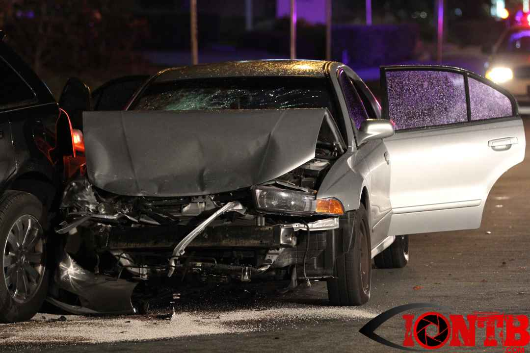 Dunedin vehicle crash with multiple patients transported to the hospital