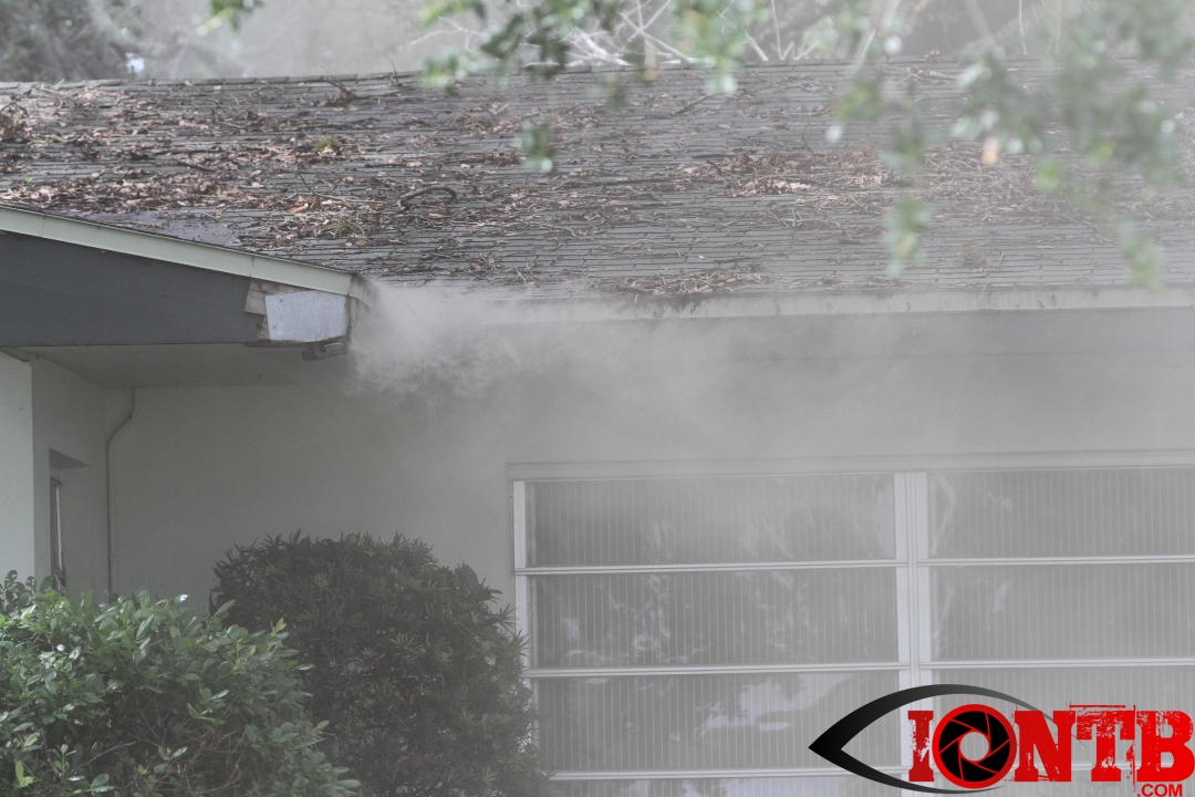 Seminole firefighters battle house fire while rescuing dog from home