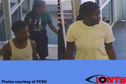 Pinellas Detectives seek your help To identify Seminole TJ Maxx grand theft/shoplifting suspects