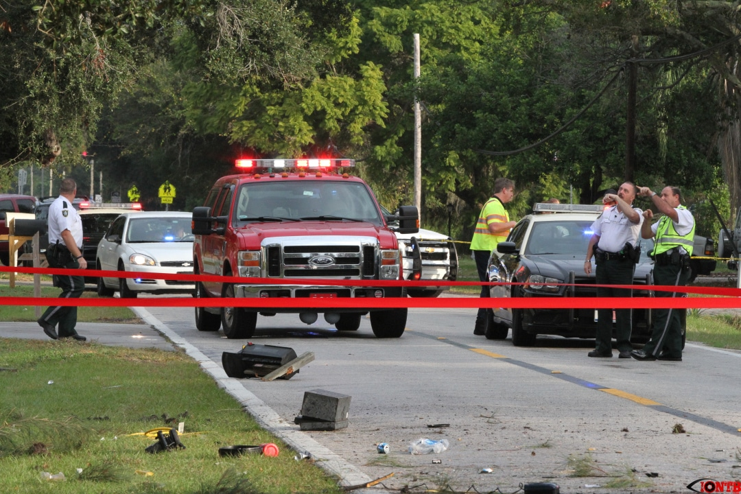 FHP charges driver with Vehicular Homicide in crash from last November