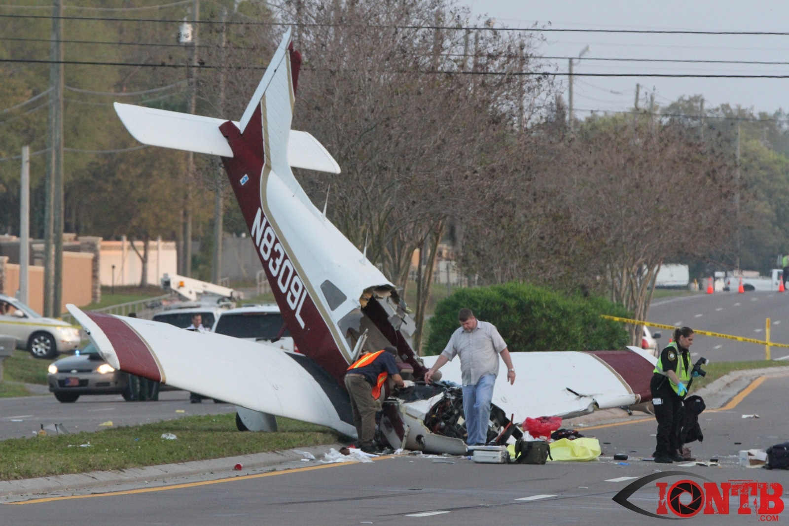 NTSB: Pilot's Fuel Planning Abilities Likely Affected by Cocaine in 2014 Safety Harbor Crash