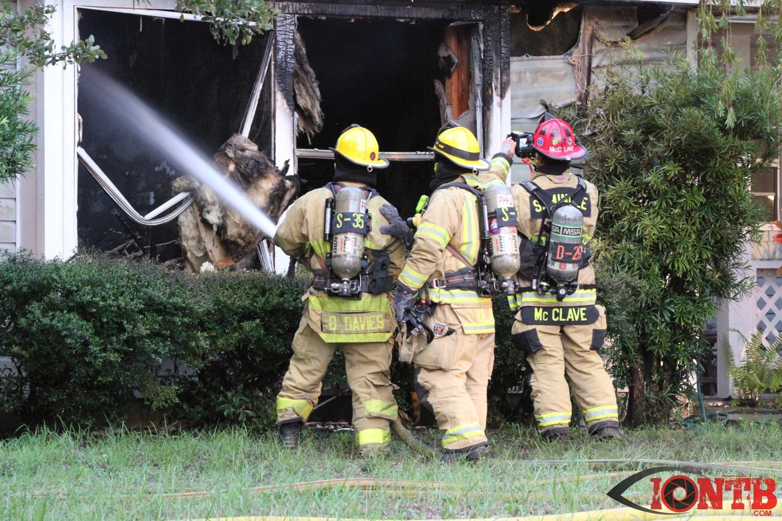 Suicide Investigation Underway in Pinellas Park Fire