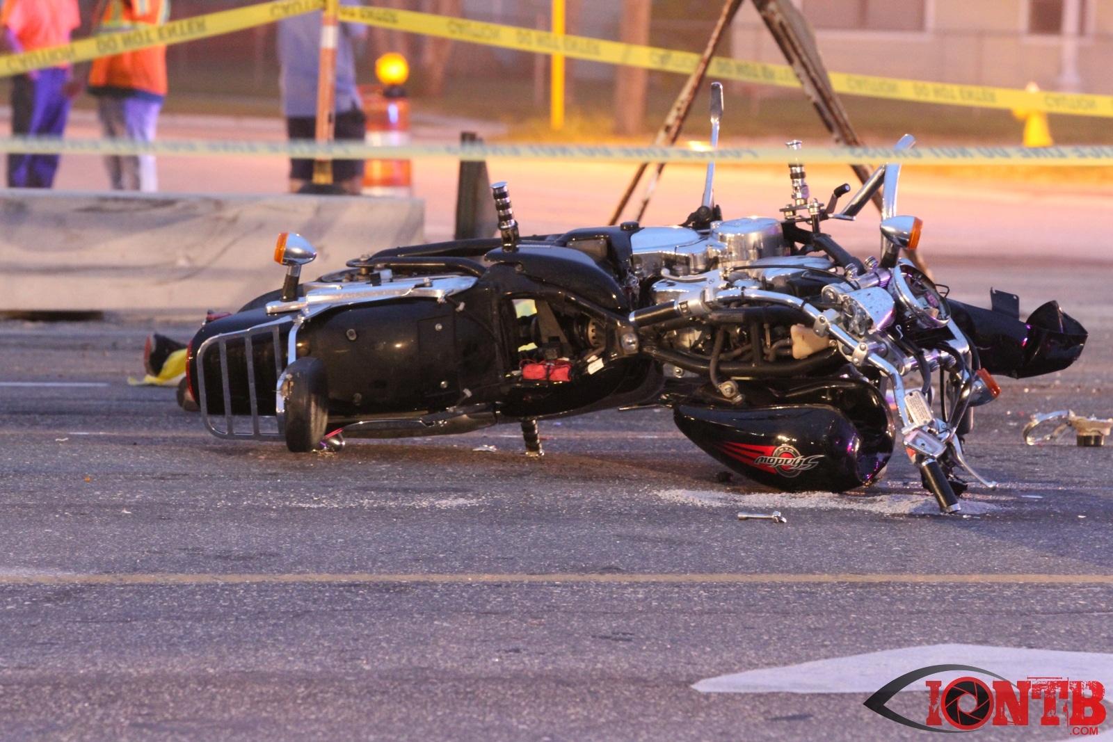 Car Crash In Pinellas Park November