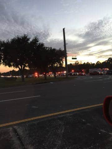 Driver Fleeing Crash Sets off Chain Reaction in Safety Harbor