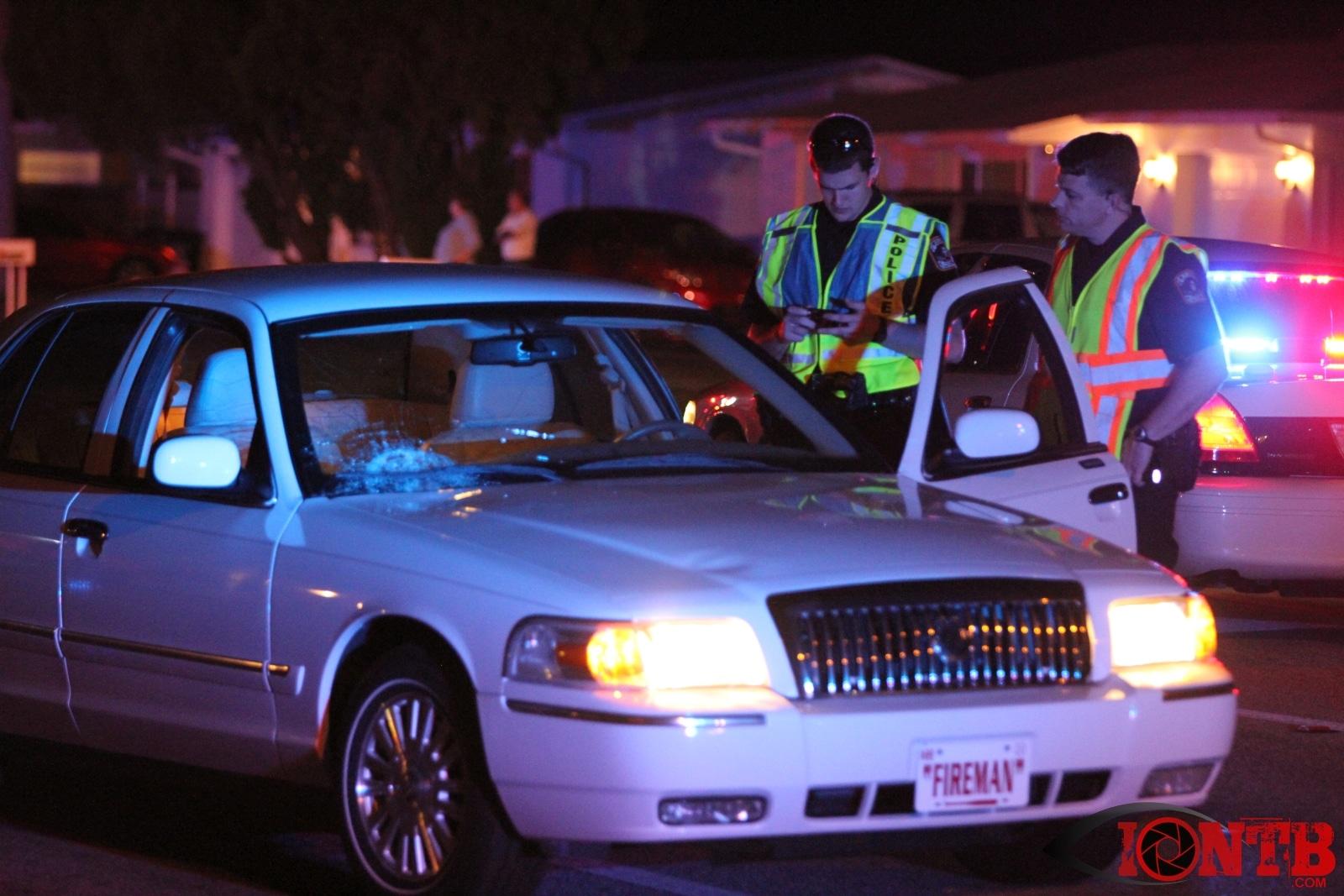 Female Pedestrian Struck on Keene Road in Largo Friday Night