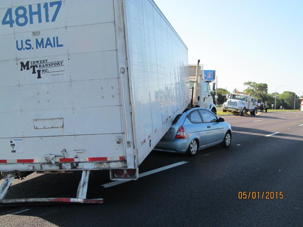 Georgia Woman Dies In 5 Vehicle Crash On US-19 In Palm Harbor