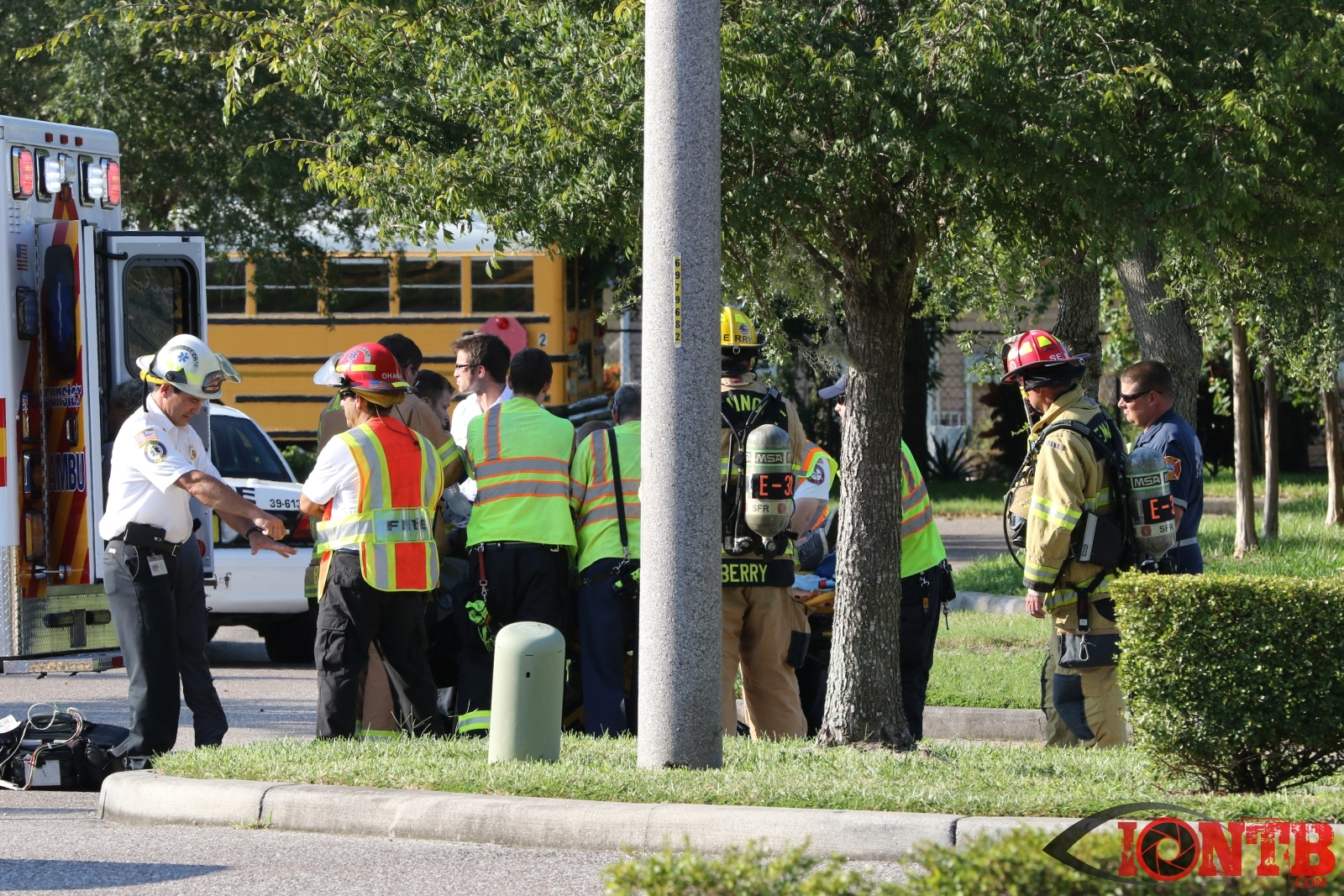 Motorcyclist Dead and Passenger Injured In Largo Crash - IONTB