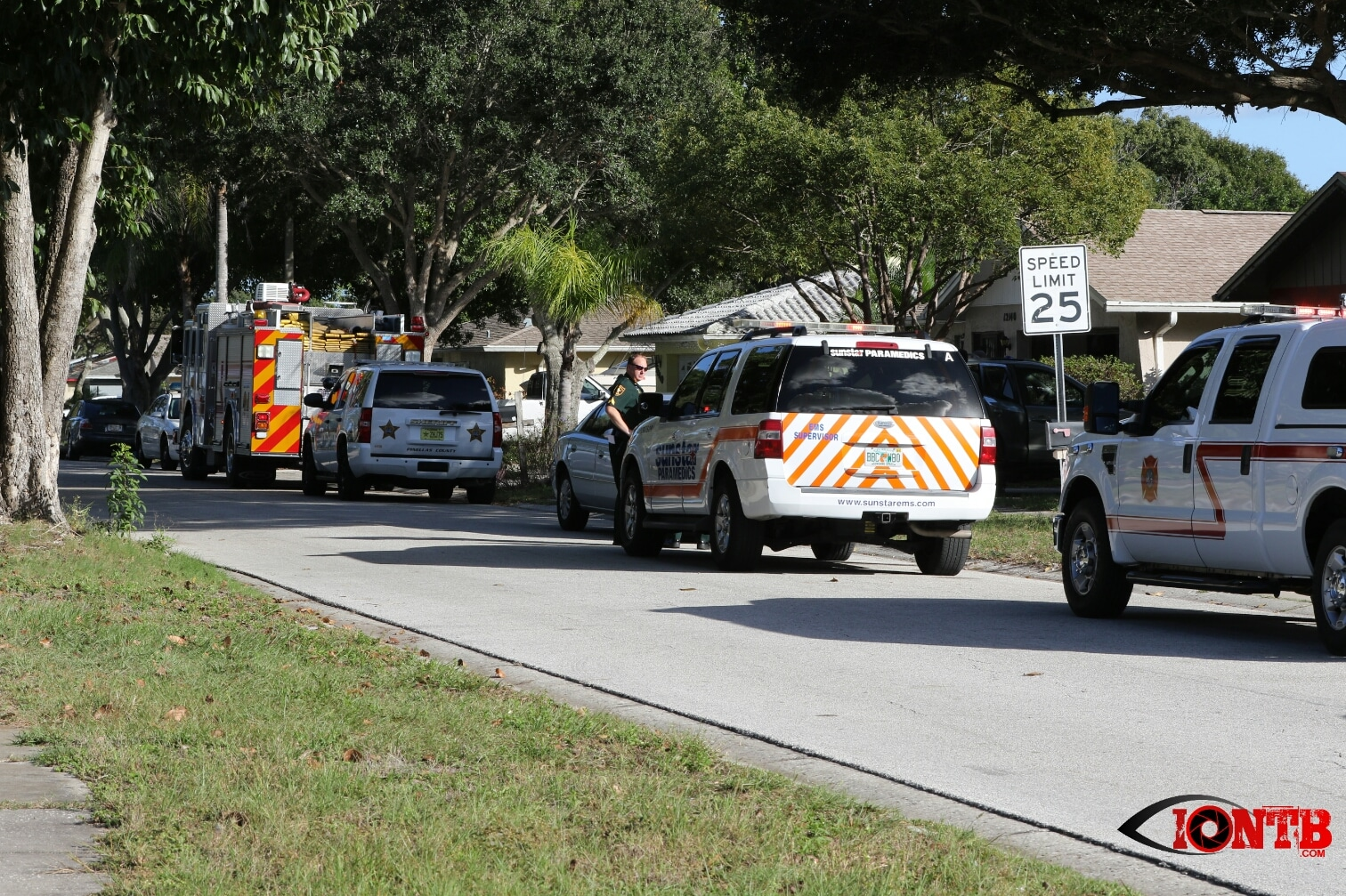 Near Drowning of 6 Year-Old in Seminole