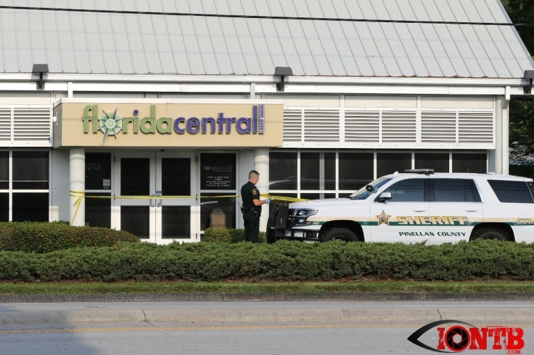 Suspect Arrested After Robbery at Floridacentral Credit Union in Seminole