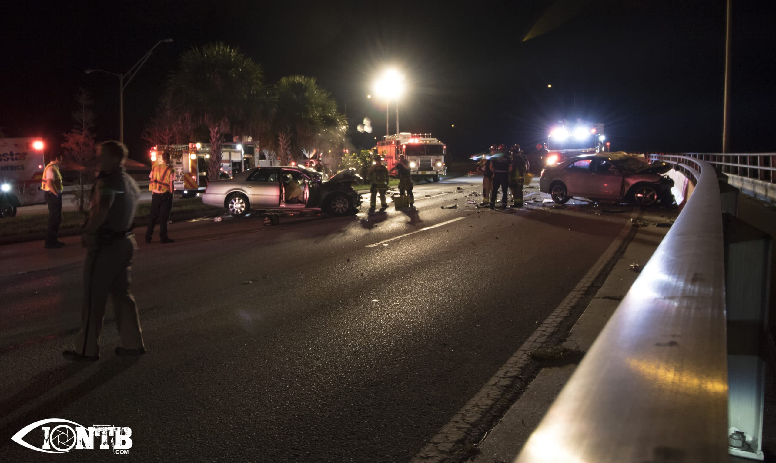 Three Dead in Head-on Collision on Bryan Dairy Road Wednesday Night