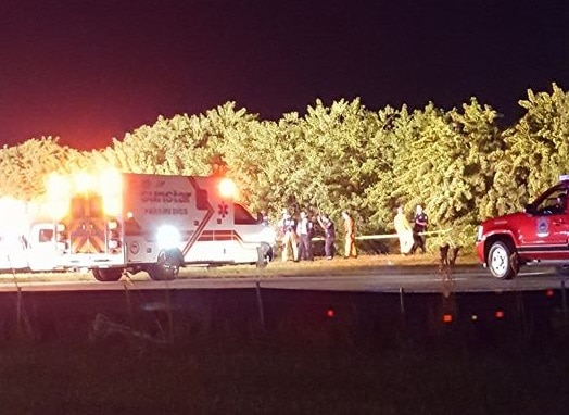 Man Shoots Himself Prior to Crashing his Car at Showtime Dragstrip in Apparent Suicide