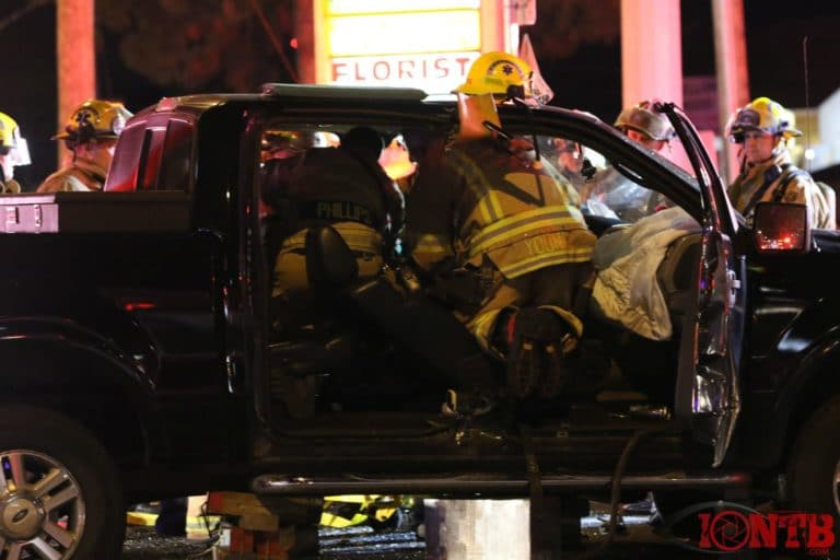 Woman Charged With DUI in Crash Friday Night in Largo