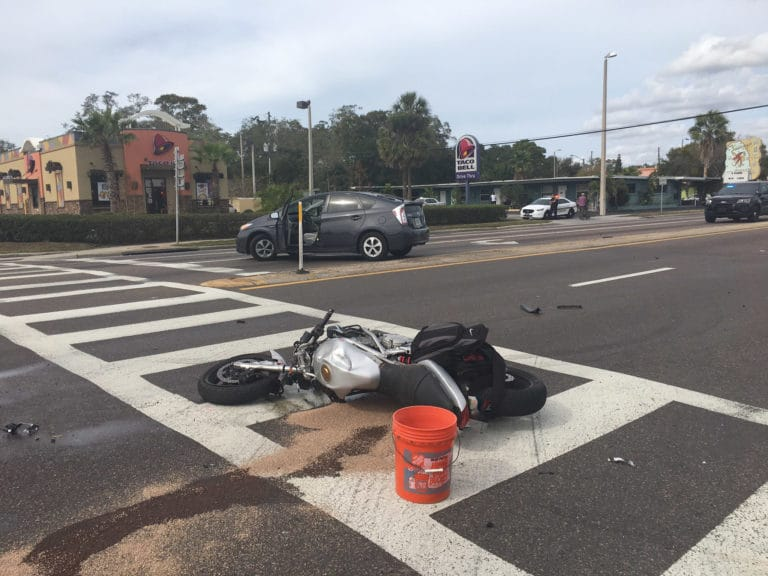 Motorcyclist Killed in St. Petersburg Crash Tuesday Afternoon on 34th St N