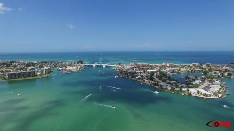 Aerial Footage – John's Pass, Florida