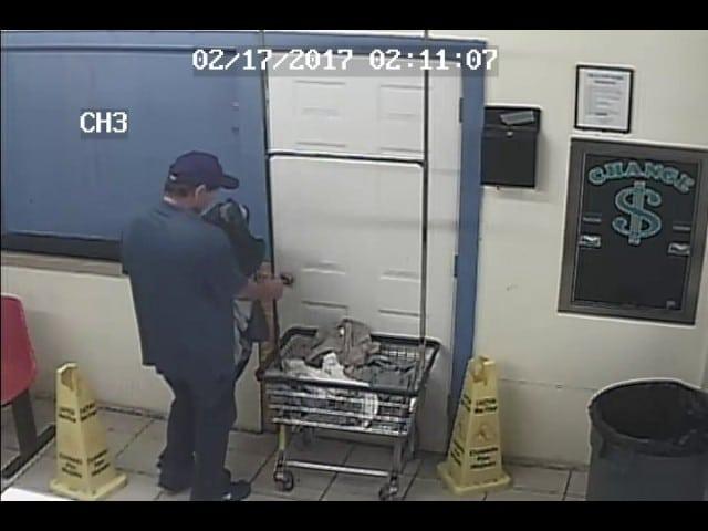 Clearwater Police Seek Public's Help To Identify Burglary Suspect