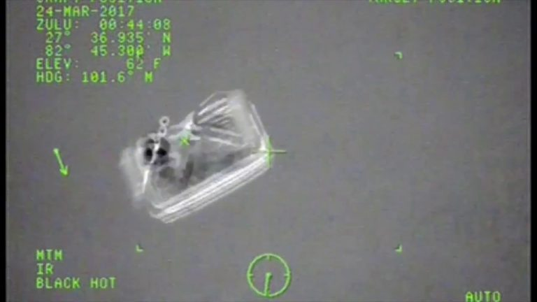 Coast Guard Saves Boater Off Ft. De Soto As His 12-foot Dinghy Sinks