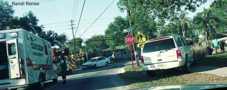 Motorcyclist Being Flown to Trauma Center After Collision With Car in Largo