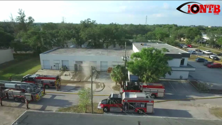 Fire Out at Commercial Warehouse in Largo