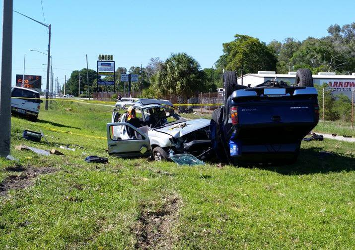 Police Say Road Rage Incident Left Man Critically Injured in Pinellas Park