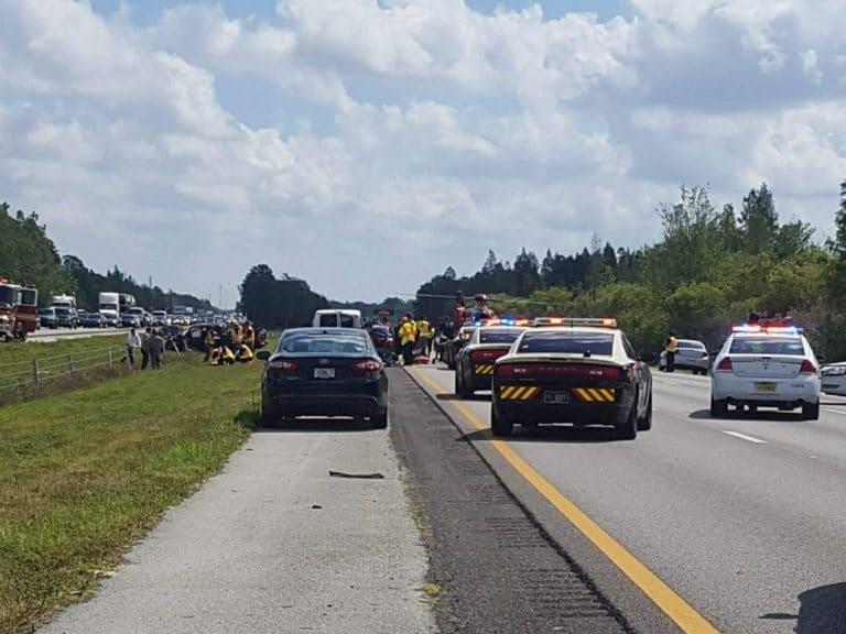 2 Pinellas Teens Severely Injured in I-4 Crash in Polk County