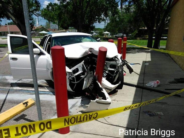 Largo Motorist Killed After Striking a Metal Pole at Family Dollar on Belcher Road