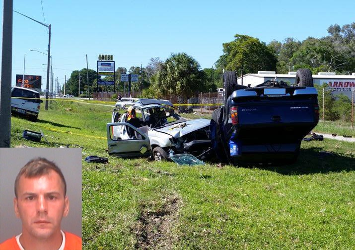 Pinellas Park Police Make Arrest in Road Rage Incident That Critically Injured an Uninvolved Tampa Man
