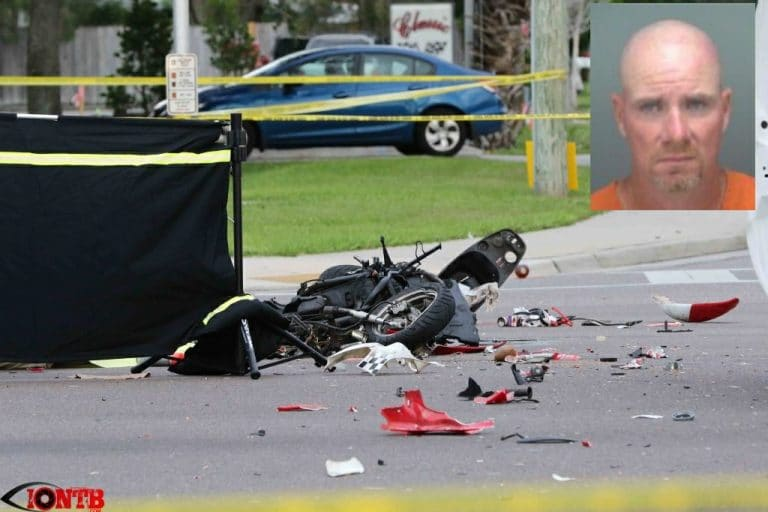 Driver Charged with DUI Manslaughter After Striking and Killing a Man on a Scooter in Largo