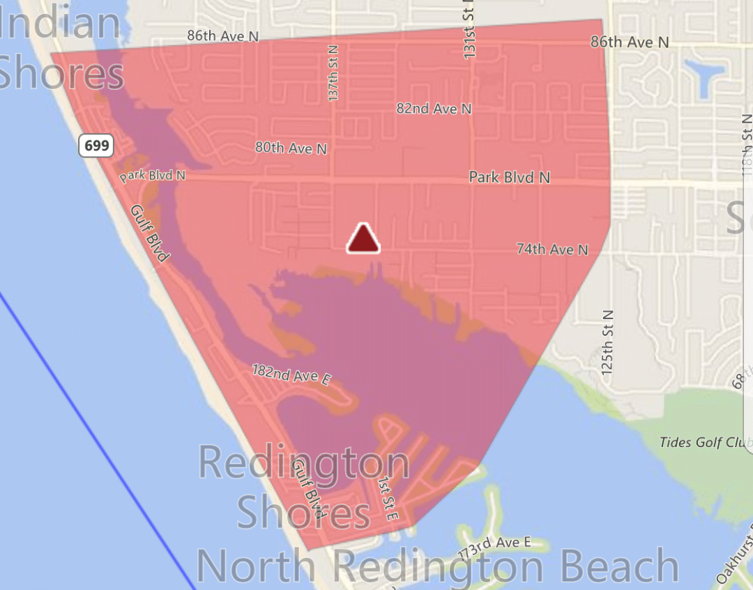 Duke Energy Reporting Large Power Outage in Pinellas - IONTB on