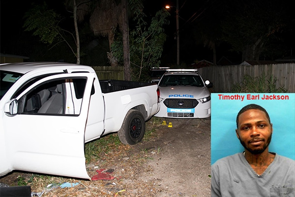 Driver of Stolen Truck Dies in Shootout with St. Petersburg Police Officers