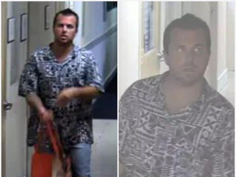 Clearwater Police Seek Help Identifying Grand Theft Suspect
