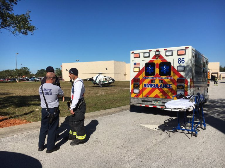 Bayflite Responds to Clearwater After Man Electrocuted While Tree Trimming