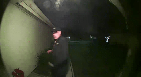 Clearwater Woman Awakens to Find Burglary Suspect Standing in Her Bedroom