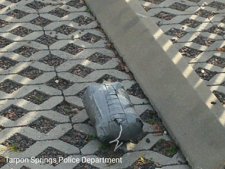 Bomb Squad Investigates Suspicious Item in Tarpon Springs