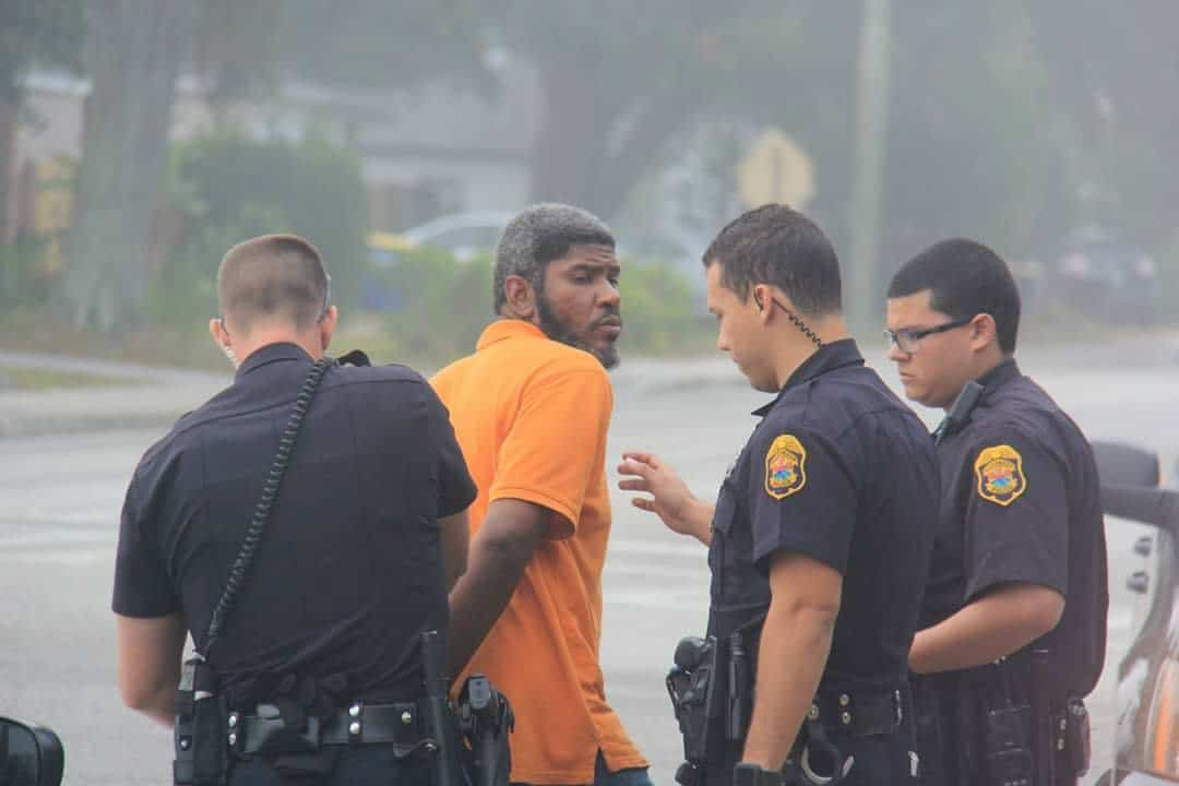 Suspect in Carjacking of Taxi Cab Arrested in Clearwater - IONTB