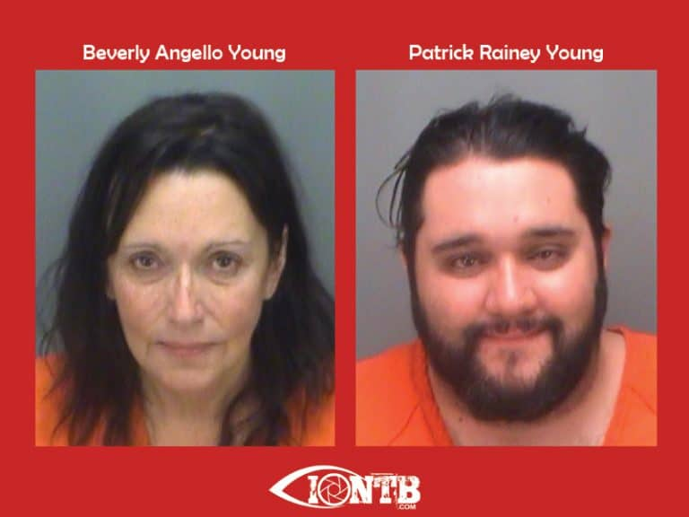 Wife and Son of the Late C. W. Bill Young Arrested After Incident at an Indian Rocks Beach Restaurant