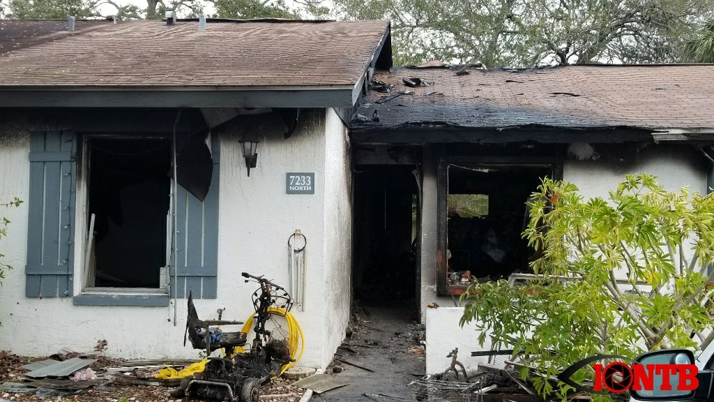 Man found dead after explosion and fire at a residence in for 7233 parkside villas drive north