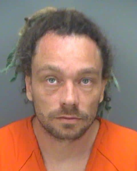St. Petersburg Man Facing Attempted Murder Charges After Attempting to Hit Indian Shores Officer With His Vehicle Early Tuesday Morning