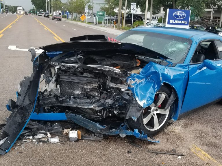 Tampa Man Arrested in Street Racing Incident That Left Innocent Person Injured