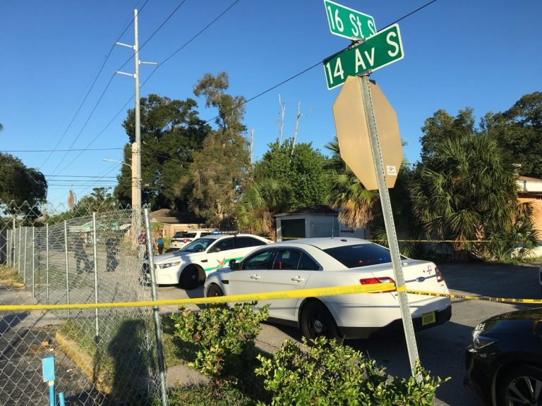 Investigation Underway in a Suspected Double Homicide After a Man and Woman Found Dead in St. Petersburg Alleyway