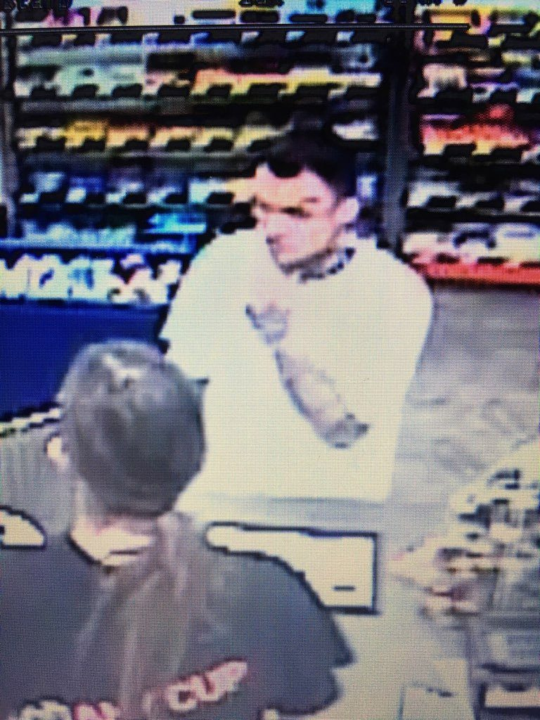 Police Looking to Identify Armed Robbery Suspect Responsible for Incidents in Both Clearwater and Largo