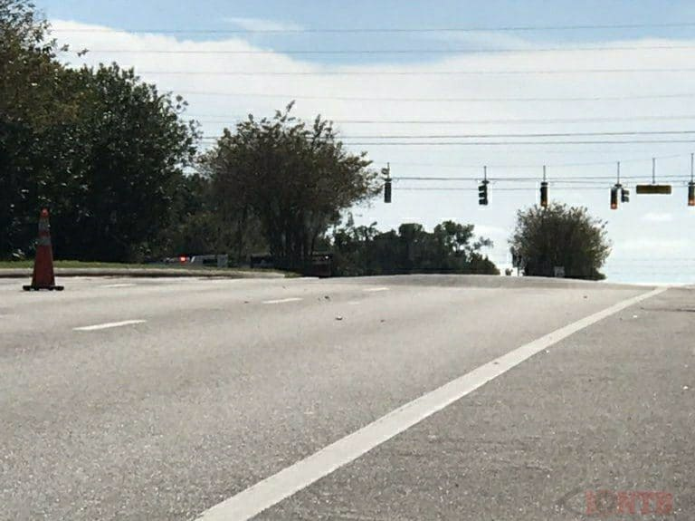 Gas Leak Prompts Full Closure of McMullen Booth Road