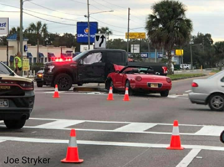 Troopers Investigating a Fatality Crash in Unincorporated St. Petersburg