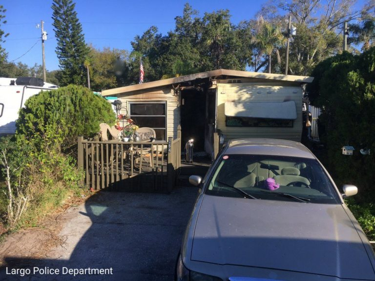 Investigation Concludes Murder-Suicide in Fire at the Avalon Mobile Home Park in Largo