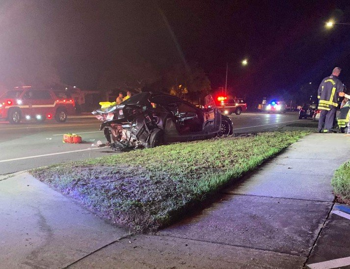 Hit and Run DUI Crash Involving Stolen Car Leaves Two Injured, One Critical