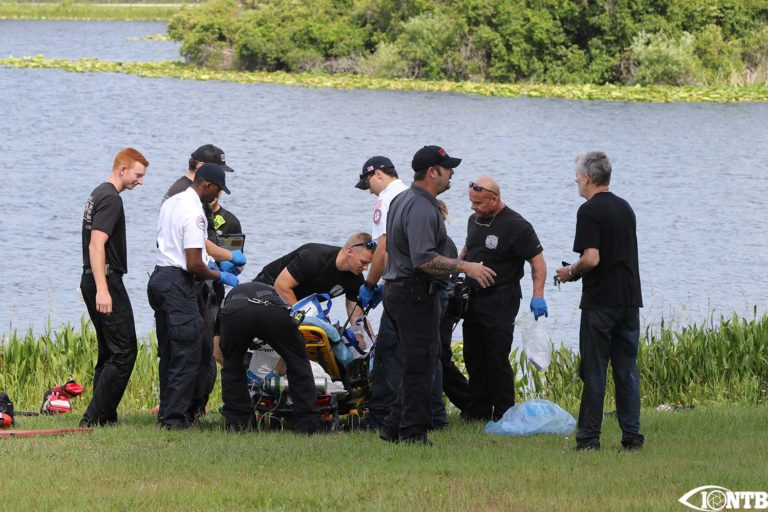 Man Faces Near Drowning After Attempting to Rescue Family Dog from Lake at Walsingham Park