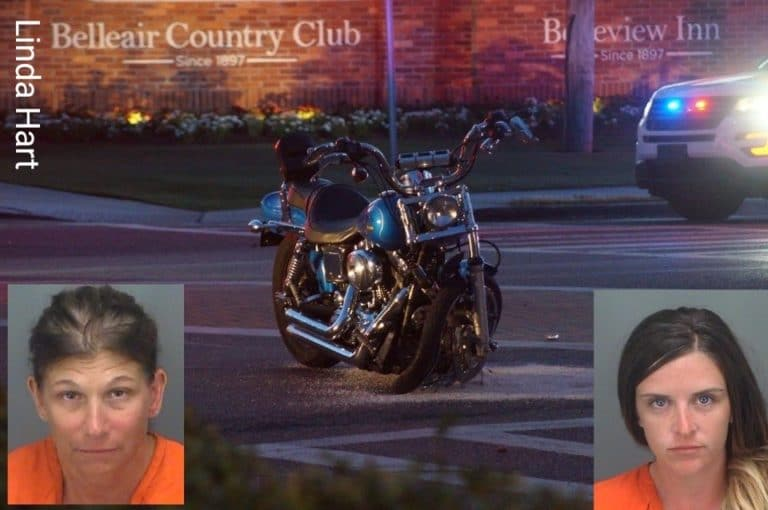 Motorcyclist Killed In Clearwater Crash, Driver Charged with DUI Manslaughter