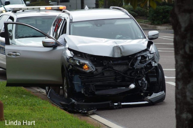 No Serious Injuries in Crash Involving a Sunstar Ambulance in Clearwater