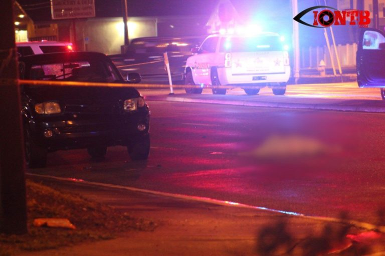 Woman Struck and Killed After Stepping in Front of a Vehicle on Seminole Boulevard