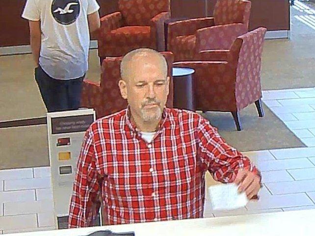 Man Arrested that Robbed the Wells Fargo on Jasper Street in Largo